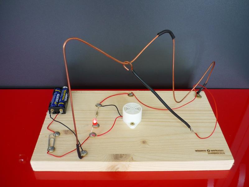 Mit Strom wird\'s spannend - Der heiße Draht | wissenswerkstatt ...